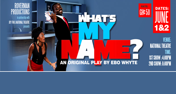 Uncle ebo whyte s what s my name plays at the national for What s playing at the terrace theater